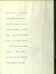 Page 14, 1934 Edition, University of Notre Dame - Dome Yearbook (Notre Dame, IN) online yearbook collection