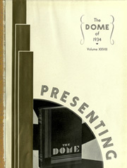 Page 5, 1934 Edition, University of Notre Dame - Dome Yearbook (Notre Dame, IN) online yearbook collection