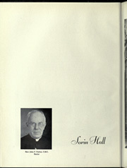 Page 10, 1935 Edition, University of Notre Dame - Dome Yearbook (Notre Dame, IN) online yearbook collection