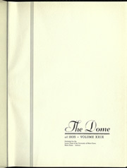Page 5, 1935 Edition, University of Notre Dame - Dome Yearbook (Notre Dame, IN) online yearbook collection