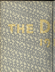 Page 2, 1936 Edition, University of Notre Dame - Dome Yearbook (Notre Dame, IN) online yearbook collection