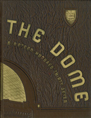 University of Notre Dame - Dome Yearbook (Notre Dame, IN) online yearbook collection, 1937 Edition, Page 1