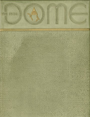 University of Notre Dame - Dome Yearbook (Notre Dame, IN) online yearbook collection, 1938 Edition, Page 1
