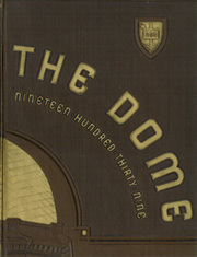 Page 1, 1939 Edition, University of Notre Dame - Dome Yearbook (Notre Dame, IN) online yearbook collection