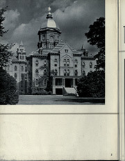 Page 6, 1939 Edition, University of Notre Dame - Dome Yearbook (Notre Dame, IN) online yearbook collection