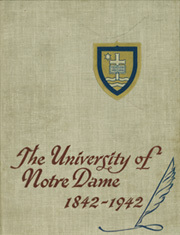 University of Notre Dame - Dome Yearbook (Notre Dame, IN) online yearbook collection, 1943 Edition, Page 1