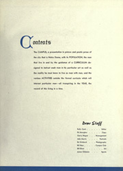 Page 7, 1943 Edition, University of Notre Dame - Dome Yearbook (Notre Dame, IN) online yearbook collection