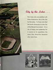 Page 11, 1947 Edition, University of Notre Dame - Dome Yearbook (Notre Dame, IN) online yearbook collection