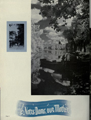Page 12, 1947 Edition, University of Notre Dame - Dome Yearbook (Notre Dame, IN) online yearbook collection
