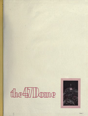 Page 5, 1947 Edition, University of Notre Dame - Dome Yearbook (Notre Dame, IN) online yearbook collection