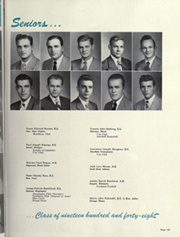 Page 163, 1948 Edition, University of Notre Dame - Dome Yearbook (Notre Dame, IN) online yearbook collection