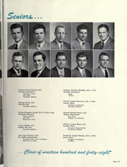 Page 167, 1948 Edition, University of Notre Dame - Dome Yearbook (Notre Dame, IN) online yearbook collection