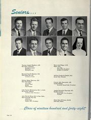 Page 168, 1948 Edition, University of Notre Dame - Dome Yearbook (Notre Dame, IN) online yearbook collection
