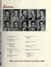 Page 171, 1948 Edition, University of Notre Dame - Dome Yearbook (Notre Dame, IN) online yearbook collection