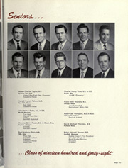 Page 175, 1948 Edition, University of Notre Dame - Dome Yearbook (Notre Dame, IN) online yearbook collection