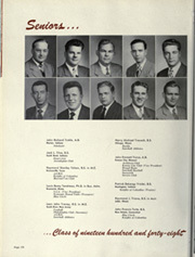 Page 176, 1948 Edition, University of Notre Dame - Dome Yearbook (Notre Dame, IN) online yearbook collection