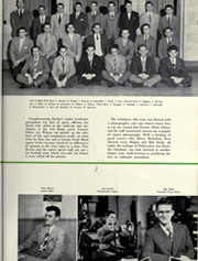 Page 315, 1948 Edition, University of Notre Dame - Dome Yearbook (Notre Dame, IN) online yearbook collection
