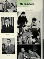 Page 316, 1948 Edition, University of Notre Dame - Dome Yearbook (Notre Dame, IN) online yearbook collection