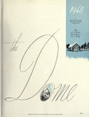 Page 5, 1948 Edition, University of Notre Dame - Dome Yearbook (Notre Dame, IN) online yearbook collection