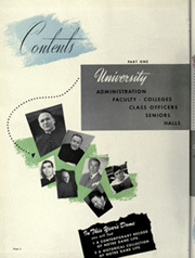 Page 6, 1948 Edition, University of Notre Dame - Dome Yearbook (Notre Dame, IN) online yearbook collection