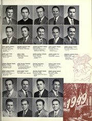 Page 149, 1949 Edition, University of Notre Dame - Dome Yearbook (Notre Dame, IN) online yearbook collection