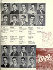 Page 151, 1949 Edition, University of Notre Dame - Dome Yearbook (Notre Dame, IN) online yearbook collection