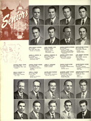Page 154, 1949 Edition, University of Notre Dame - Dome Yearbook (Notre Dame, IN) online yearbook collection