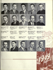 Page 155, 1949 Edition, University of Notre Dame - Dome Yearbook (Notre Dame, IN) online yearbook collection