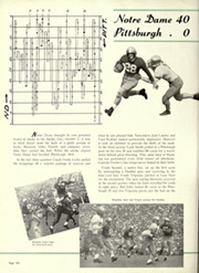 Page 226, 1949 Edition, University of Notre Dame - Dome Yearbook (Notre Dame, IN) online yearbook collection