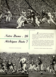 Page 228, 1949 Edition, University of Notre Dame - Dome Yearbook (Notre Dame, IN) online yearbook collection