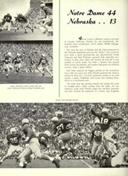Page 230, 1949 Edition, University of Notre Dame - Dome Yearbook (Notre Dame, IN) online yearbook collection