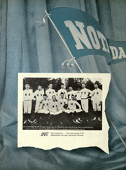 Page 16, 1951 Edition, University of Notre Dame - Dome Yearbook (Notre Dame, IN) online yearbook collection