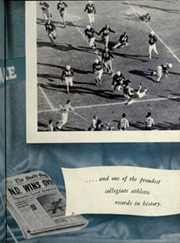 Page 17, 1951 Edition, University of Notre Dame - Dome Yearbook (Notre Dame, IN) online yearbook collection