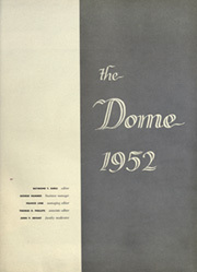 Page 5, 1952 Edition, University of Notre Dame - Dome Yearbook (Notre Dame, IN) online yearbook collection