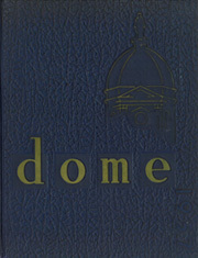 Page 1, 1957 Edition, University of Notre Dame - Dome Yearbook (Notre Dame, IN) online yearbook collection