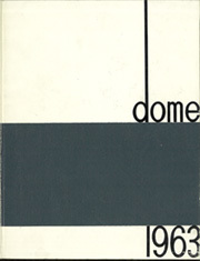 Page 1, 1963 Edition, University of Notre Dame - Dome Yearbook (Notre Dame, IN) online yearbook collection