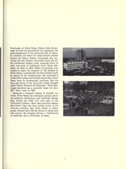 Page 11, 1963 Edition, University of Notre Dame - Dome Yearbook (Notre Dame, IN) online yearbook collection