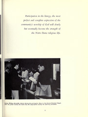 Page 15, 1963 Edition, University of Notre Dame - Dome Yearbook (Notre Dame, IN) online yearbook collection