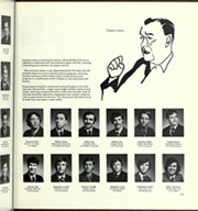 Page 249, 1972 Edition, University of Notre Dame - Dome Yearbook (Notre Dame, IN) online yearbook collection