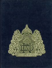 1983 Edition, University of Notre Dame - Dome Yearbook (Notre Dame, IN)