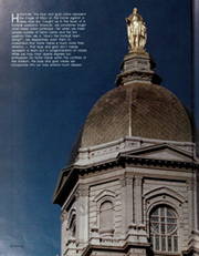 Page 12, 1984 Edition, University of Notre Dame - Dome Yearbook (Notre Dame, IN) online yearbook collection