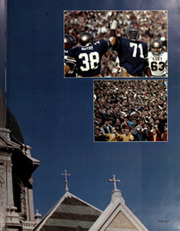 Page 13, 1984 Edition, University of Notre Dame - Dome Yearbook (Notre Dame, IN) online yearbook collection