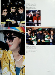 Page 17, 1985 Edition, University of Notre Dame - Dome Yearbook (Notre Dame, IN) online yearbook collection