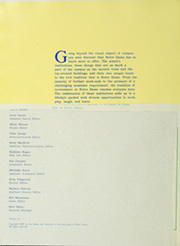 Page 8, 1985 Edition, University of Notre Dame - Dome Yearbook (Notre Dame, IN) online yearbook collection