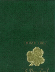 1987 Edition, University of Notre Dame - Dome Yearbook (Notre Dame, IN)