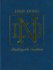 Page 1, 1988 Edition, University of Notre Dame - Dome Yearbook (Notre Dame, IN) online yearbook collection