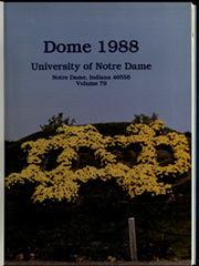 Page 5, 1988 Edition, University of Notre Dame - Dome Yearbook (Notre Dame, IN) online yearbook collection