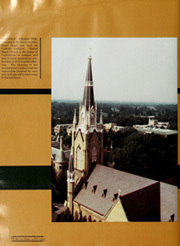 Page 14, 1989 Edition, University of Notre Dame - Dome Yearbook (Notre Dame, IN) online yearbook collection