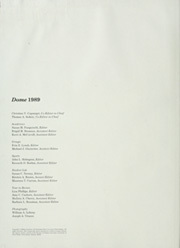 Page 4, 1989 Edition, University of Notre Dame - Dome Yearbook (Notre Dame, IN) online yearbook collection