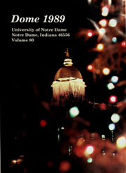 Page 5, 1989 Edition, University of Notre Dame - Dome Yearbook (Notre Dame, IN) online yearbook collection
